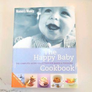 The Happy Baby Cookbook